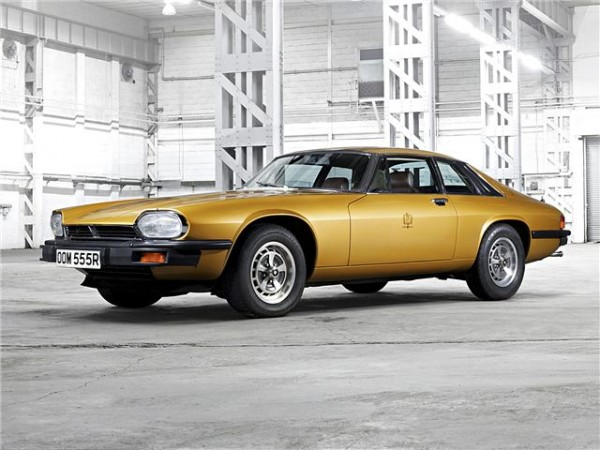 Free VED is a great 40th birthday present for the Jaguar XJ-S