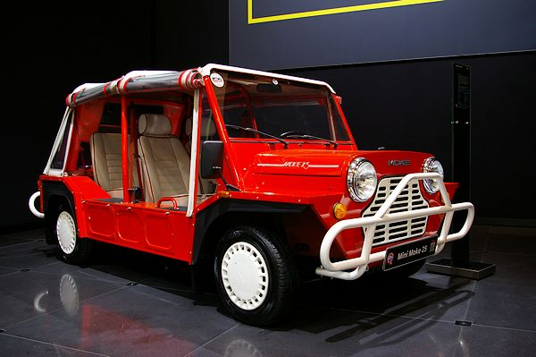 Portugal Built Mini Moke