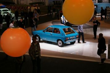 VW Polo' s 40th anniversary