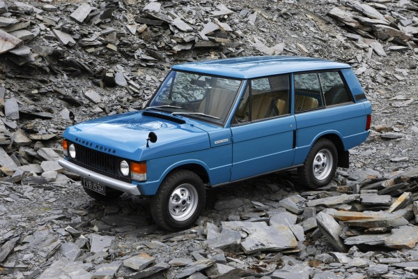 Parts for classic Range Rovers are among those to be sold by Land Rover Heritage