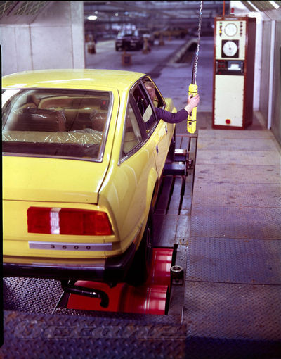 The Rover SD1 was the last car built at Solihull, meaning the XE continues a fine tradition...
