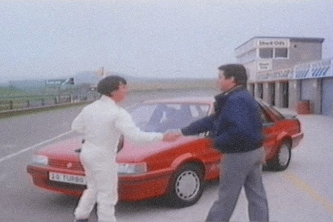 Steve Soper and Ian Ogilvy star in this MG Montego video review