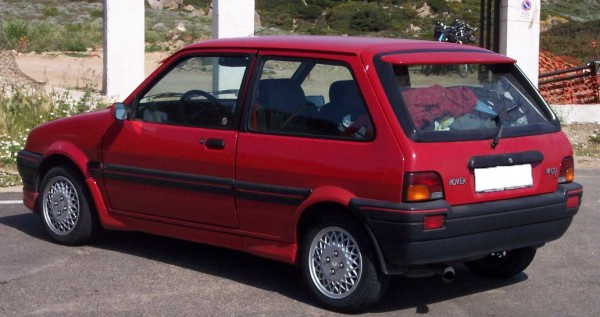 Metro GTi - a genuine hot hatch