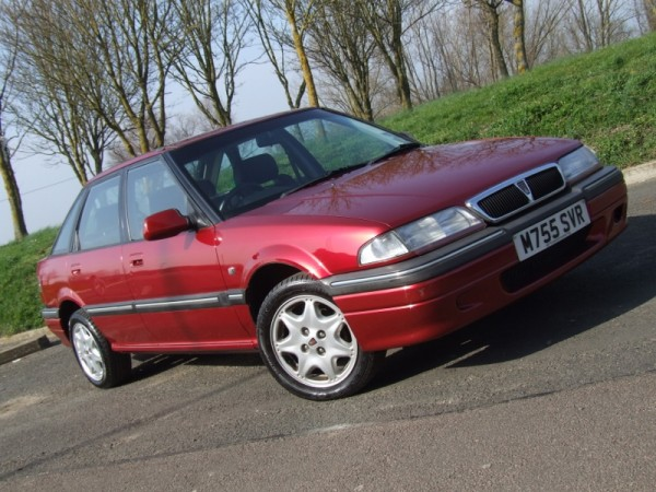 Rover's biggest problem was that HH-R replaced this - and the last of the line R8 hatch and saloons were not only great cars, but also rather posh...