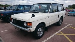 Nothing like a 1970 Range Rover