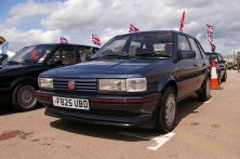Rare Atlantic blue MG Maestro.
