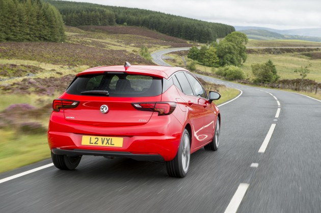 Vauxhall Astra (3)