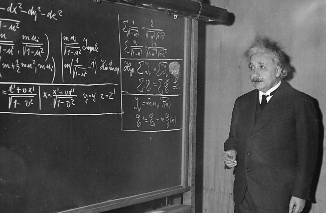 One of the gearbox options on the 80 series was the Eaton Twin Split. Here, Mr Einstein holds a driver training class to explain the unique change method to novice truckers!