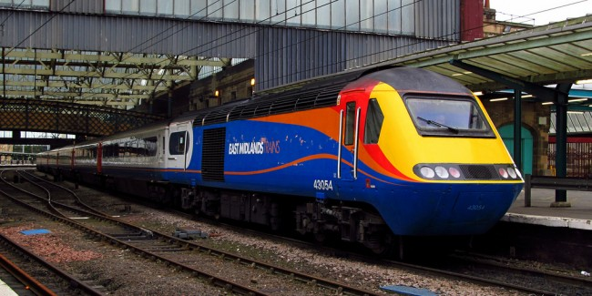 Operator rivalry will be put aside for charity. For those with an allergy to the German MTU re-powered GWR HST sets, Stagecoach owned East Midland Trains will be proudly displaying one of their examples - the only operate a pure Paxman VP185 engined fleet.