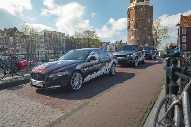 JLR Driving Towards Autonomy - Amsterdam 1