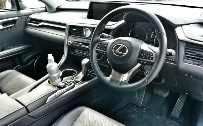 Lexus RX450h (8)