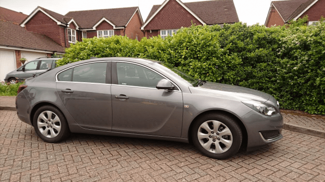 The Vauxhall Insignia: unappreciated and unfairly underrated but with a very Rover 75-like driving experience - and that's no bad thing...