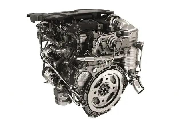 Ingenium Diesel High engine CGI