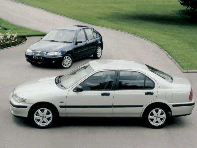 Rover 200/400