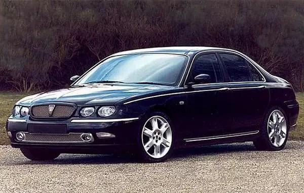 Rover 75 Sport concept