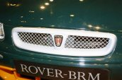 rover_200_brm_design_concept_sparkle_silver_finish_grille_design_-at_london_motor_show_press_day