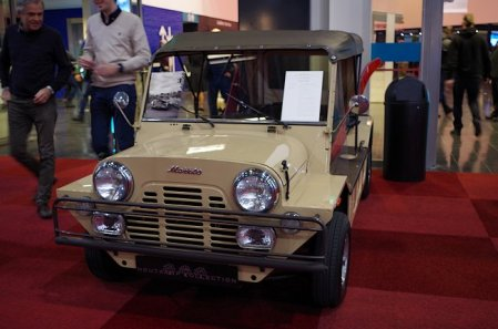 1965 Morris Mini Moke, modified by Pavesi (Italy), €38,500