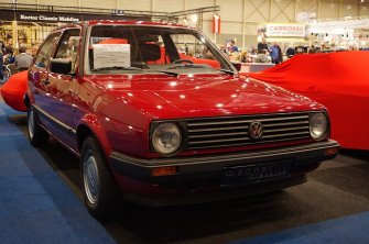 VW Golf 2, €5600