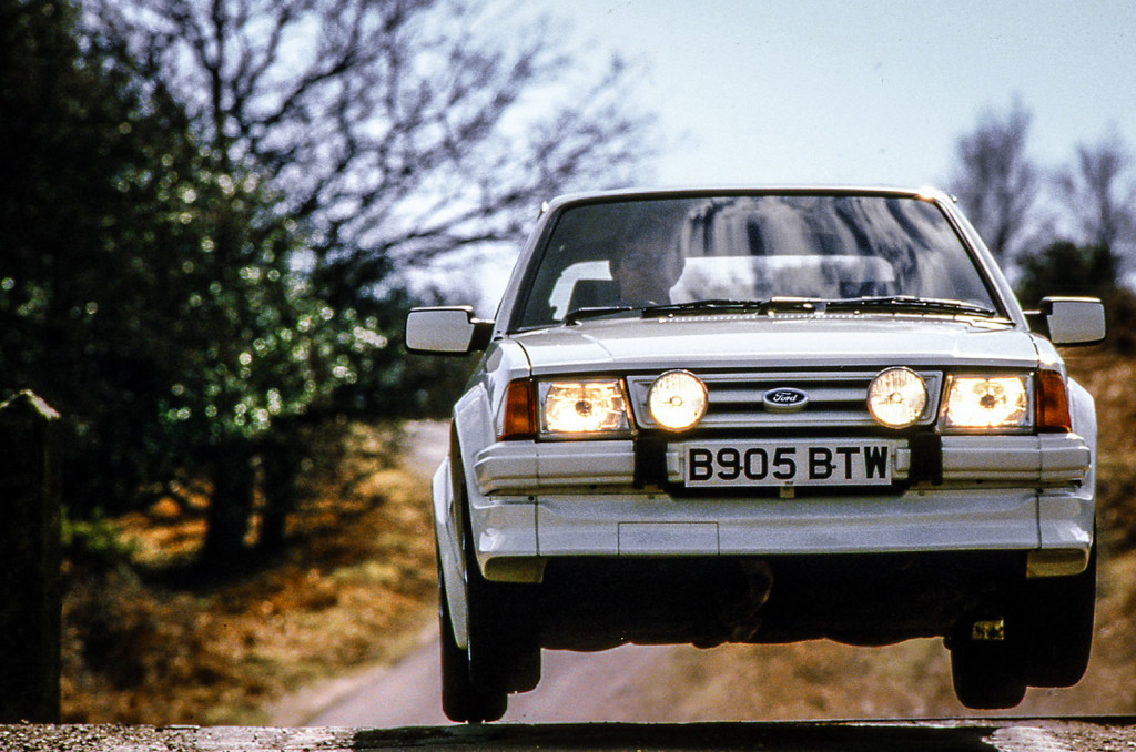 Fast Ford Escorts - from 1968 to Twin Cam to 1994 RS Cosworth