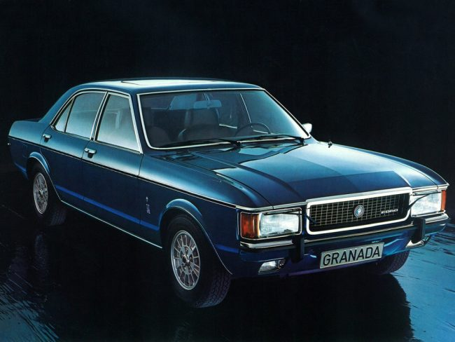 ford granada 1972 1985 the rise and rise of an. Black Bedroom Furniture Sets. Home Design Ideas