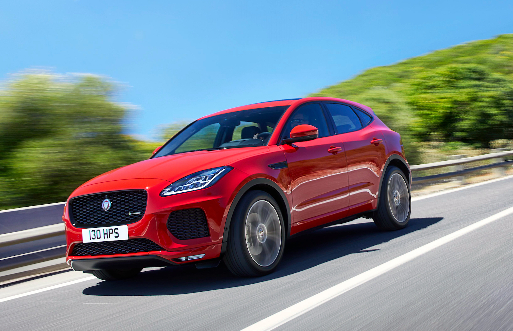 News Jaguar E Pace Breaks Cover In Style Aronline 2016 Xq Suv Crossover