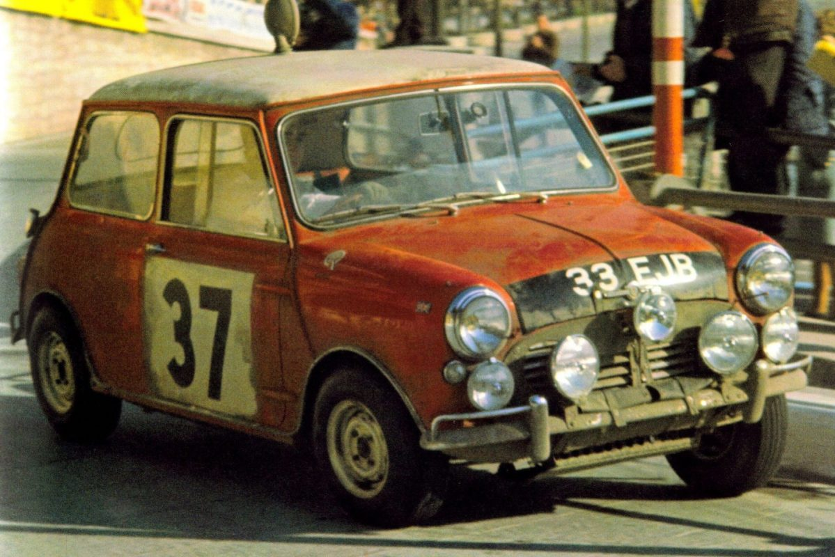 History : The BMC story – Part Six : 1964 - The full Monte