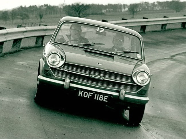 Austin 1800 wasn't quite the success in Europe that BMC had hoped.