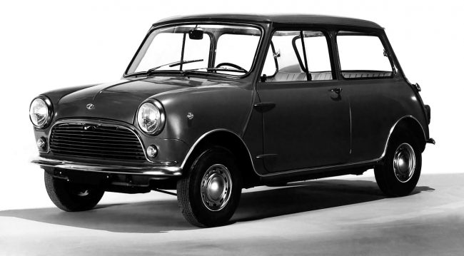 1965 Innocenti Mini Minor was a sales success.