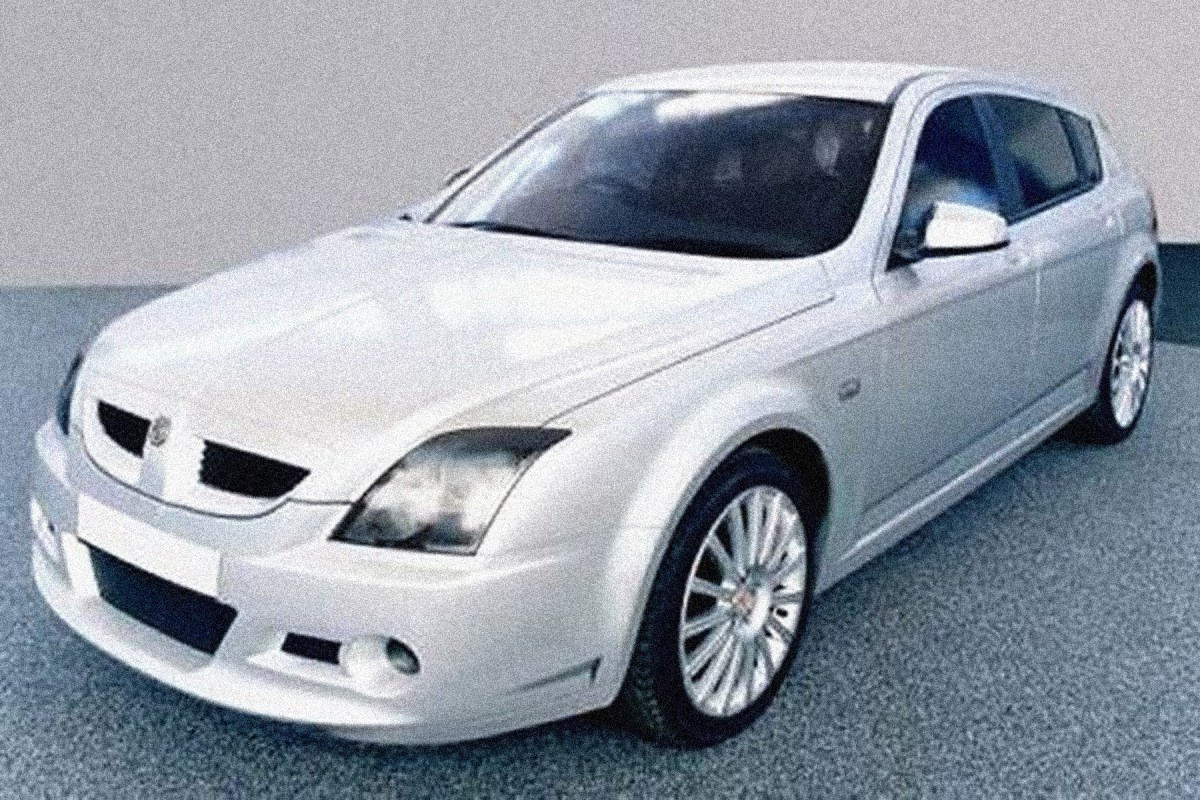 Concepts and prototypes : MG Rover RDX60 (2000-2005)