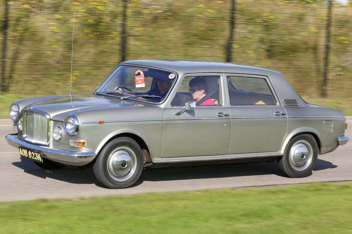 News : Vanden Plas 1800 prototype to star at NEC show