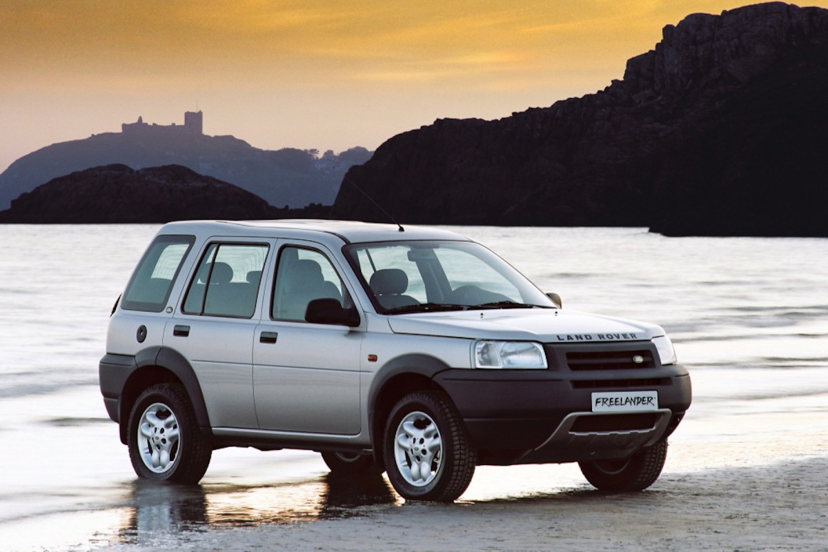 Blog : So, what did Honda get from Rover…?