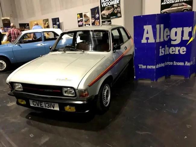 Austin Allegro Equipe