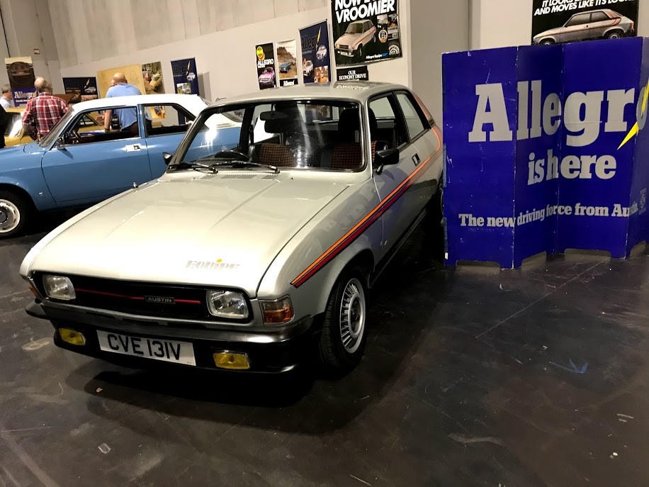 Events : The best cars at the 2017 Lancaster Insurance Classic Motor Show, with Discovery…