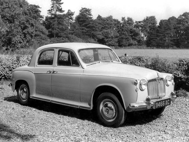 Rover P4 80