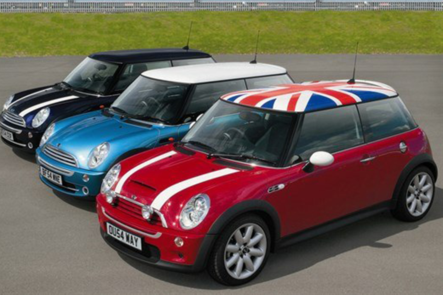 MINI development story. How Rover rebooted an icon with help from BMW