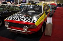 One of two Renault 20 4x4 Turbo made for the Dakar Rally, €65,000