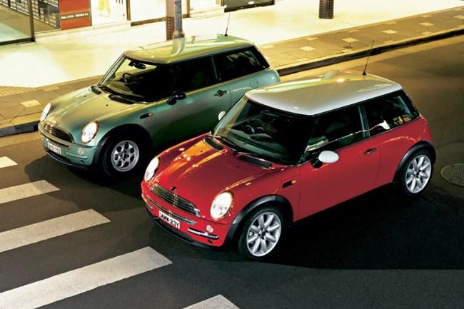 Mini (R50)
