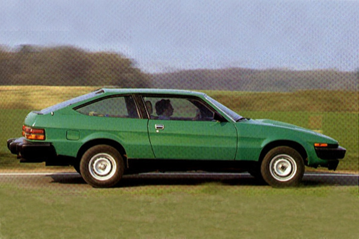 Concepts and prototypes : Triumph Lynx (1972-1978)