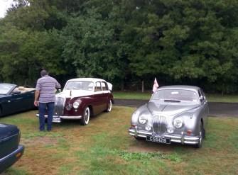Daimler One-O-Four and V8 250