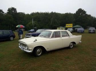 Ford Zephyr Mk III