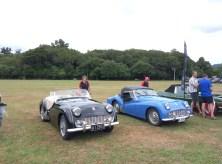 Triumph TR3 and TR3A
