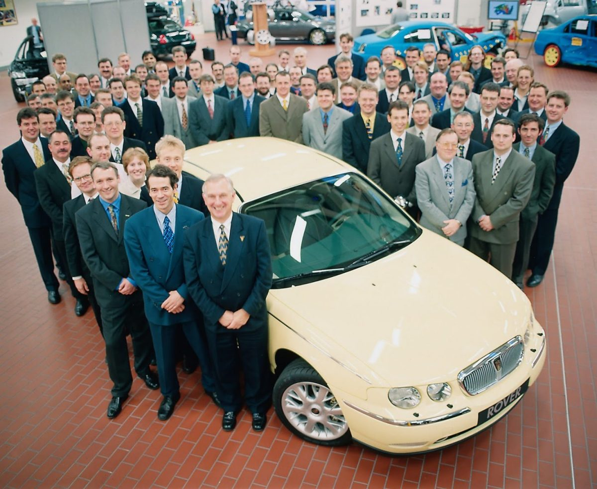 History : Rover 75 and MG ZT DVD Project - can you help?
