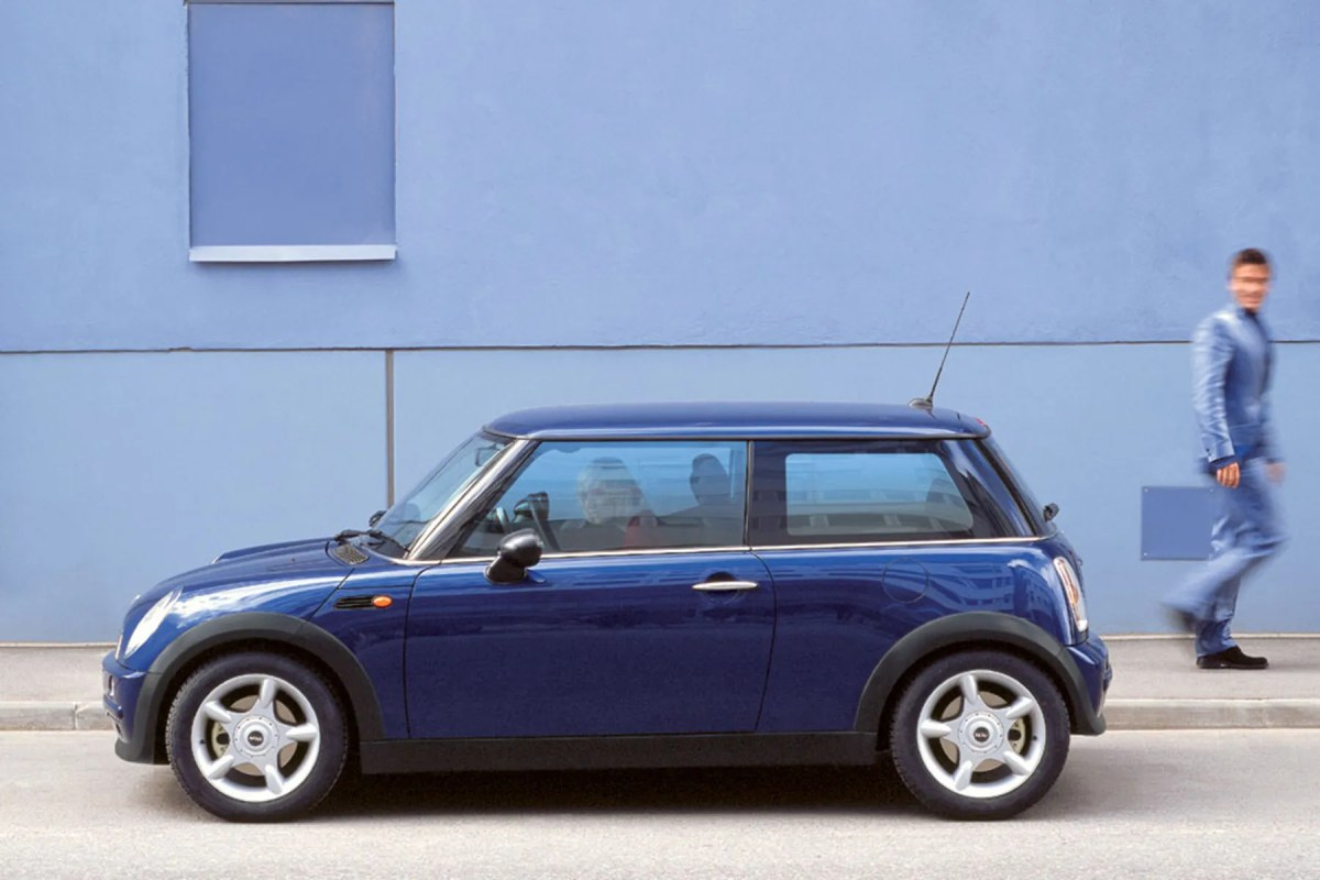 Buying Guide : MINI 2001-2007