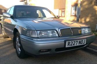 Rover 800 Chris Haining 06