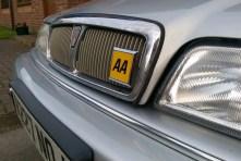 Rover 800 Chris Haining 08