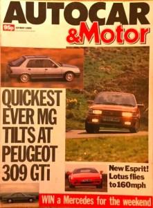 Autocar 10 May 1989