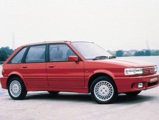 MG Maestro Turbo