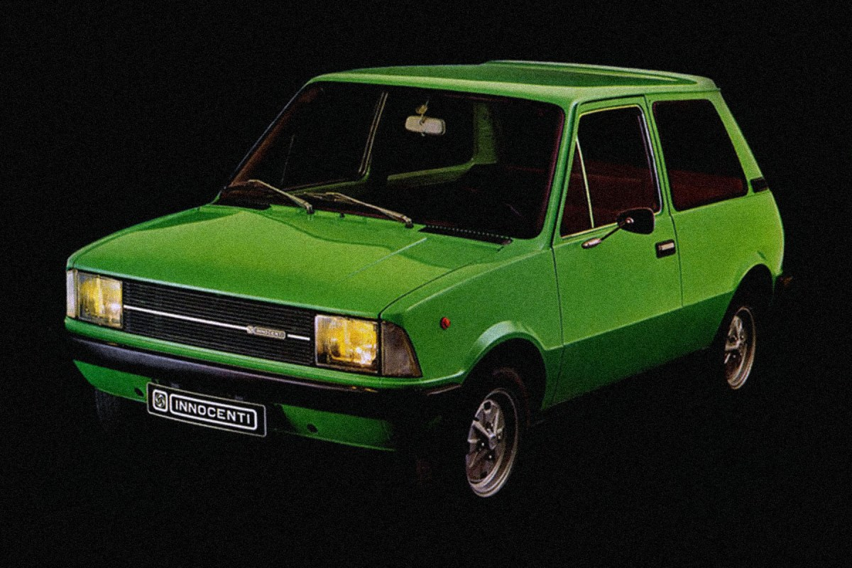 Blog : What if BL had introduced the Innocenti Mini in the UK?