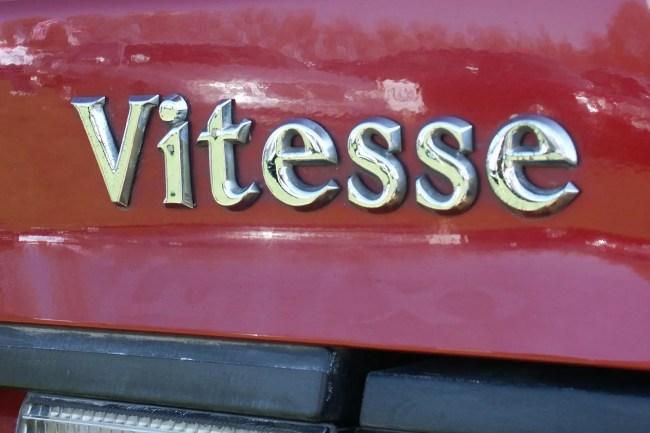 Rover 800 Vitesse Sport