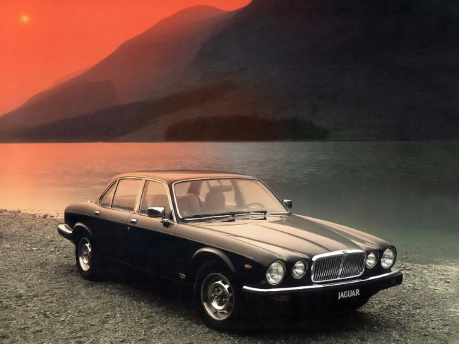 Jaguar XJ Series III